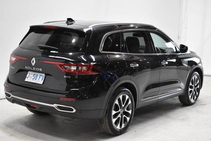 2019 Renault Koleos Intens HZG Four Wheel Drive Black