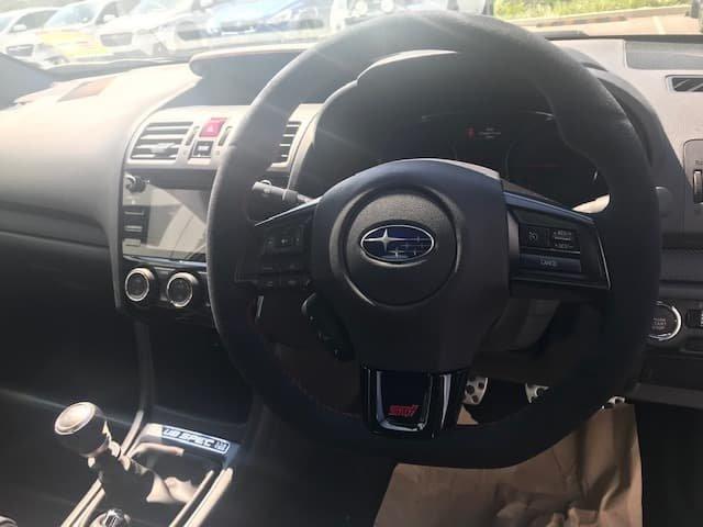 2020 Subaru WRX Club Spec V1 MY20 Four Wheel Drive White