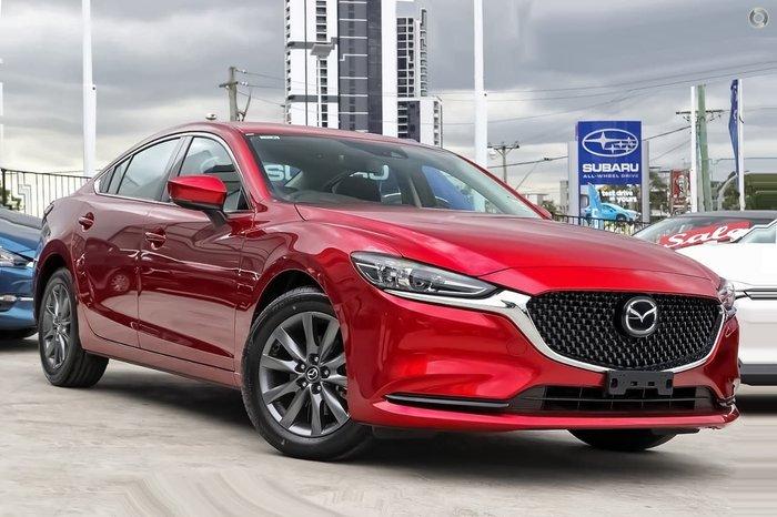2020 Mazda 6 Sport GL Series Red