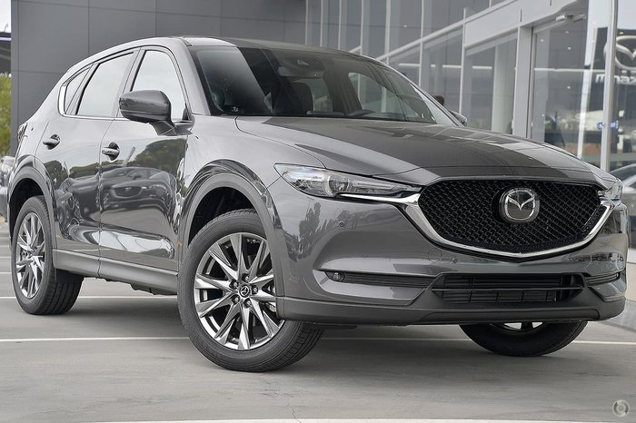 2020 Mazda CX-5 Akera KF Series 4X4 On Demand Grey