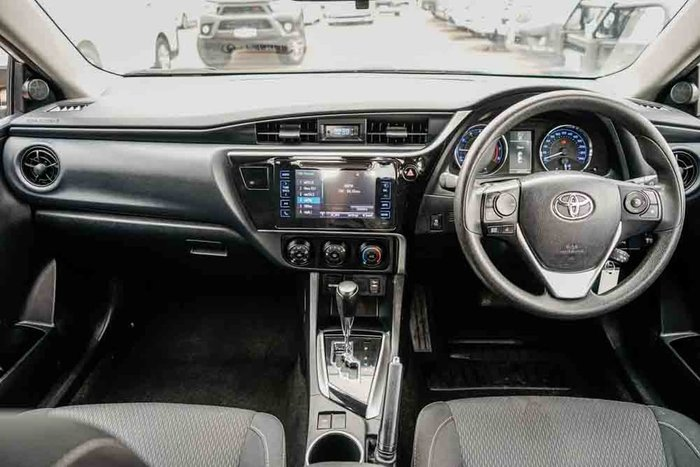 2017 Toyota Corolla Ascent ZRE172R White