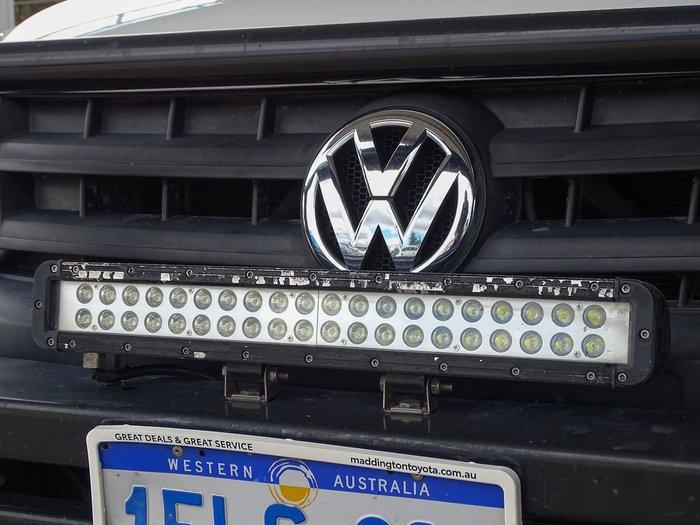 2013 Volkswagen Amarok TDI400 2H MY13 4X4 Dual Range White