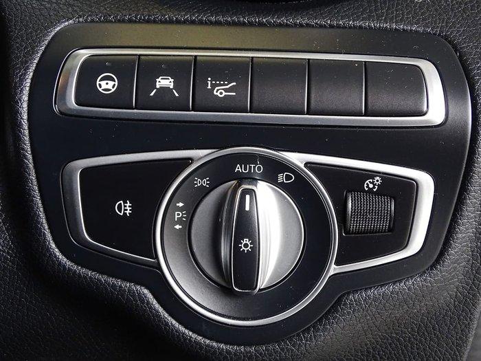 2019 Mercedes-Benz C-Class C300 W205 Black