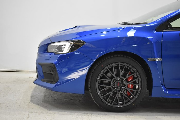 2020 Subaru WRX Club Spec V1 MY20 Four Wheel Drive Blue