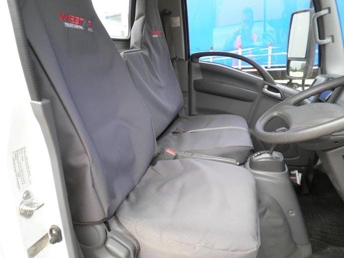 2018 ISUZU ISUZU NLR 45/150 SERVICE TRUCK WHITE