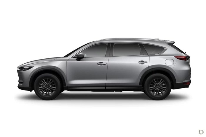 2020 Mazda CX-8 Touring KG Series Silver