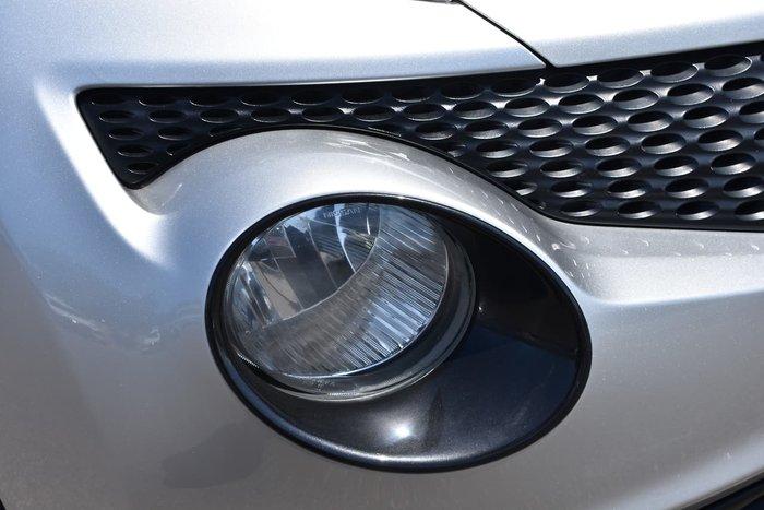 2014 Nissan JUKE ST-S MIDNIGHT F15 MY14 Silver