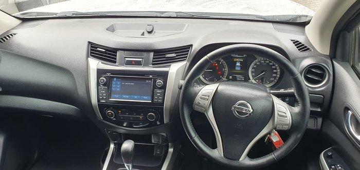 2017 Nissan Navara ST D23 Series 2 White