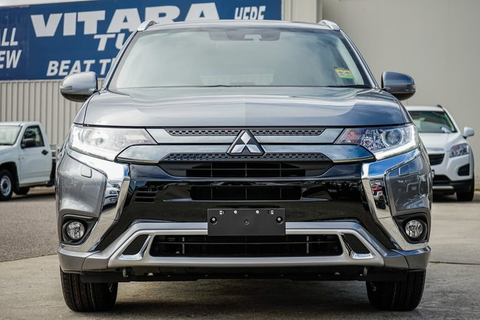 2020 Mitsubishi Outlander PHEV ES ADAS ZL MY20 Four Wheel Drive Grey