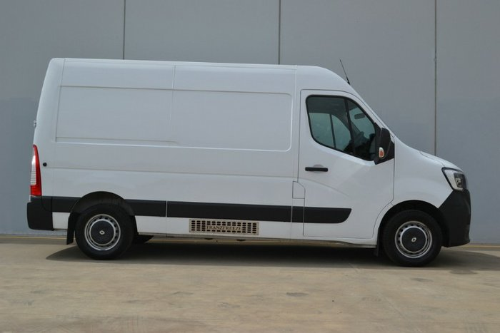 2020 Renault Master Pro 110kW X62 Phase 2 MY20 WHITE MWB AUTO
