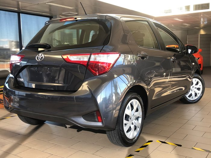 2018 Toyota Yaris Ascent NCP130R Grey