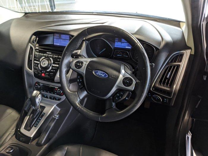 2013 Ford Focus Titanium LW MKII Brown