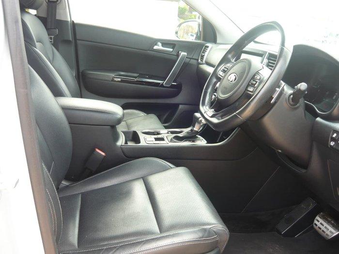 2017 Kia Sportage GT-Line QL MY17 4X4 On Demand Silver