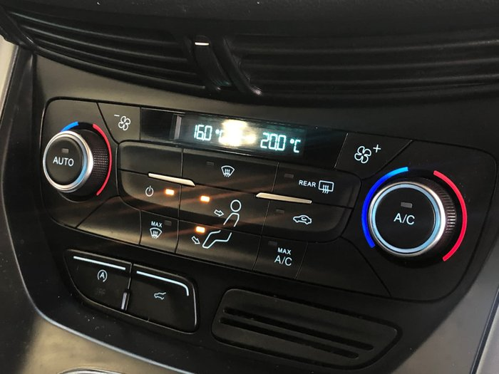 2017 Ford Escape Trend ZG MY18 4X4 On Demand Grey