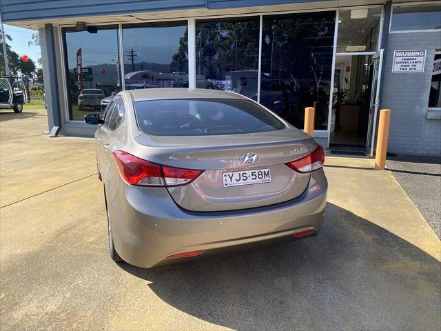 2012 Hyundai Elantra Elite MD2 Grey