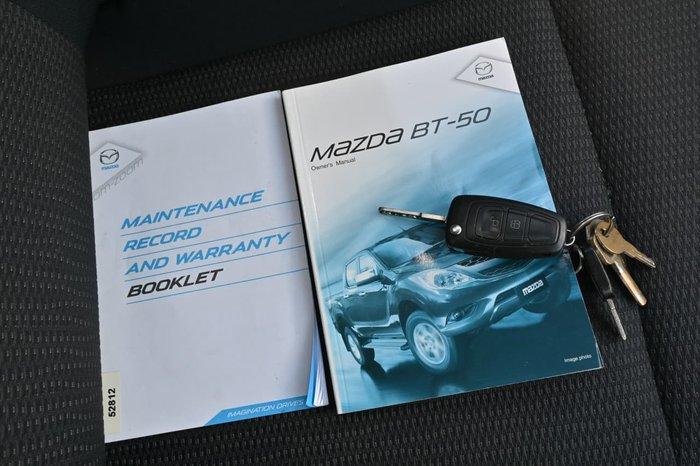 2015 Mazda BT-50 XTR Hi-Rider UP Silver