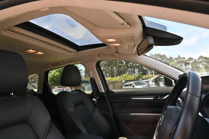 2018 Mazda CX-5 Akera KF Series 4X4 On Demand White