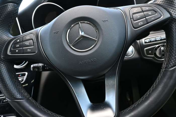 2014 Mercedes-Benz C-Class C250 W205 Silver