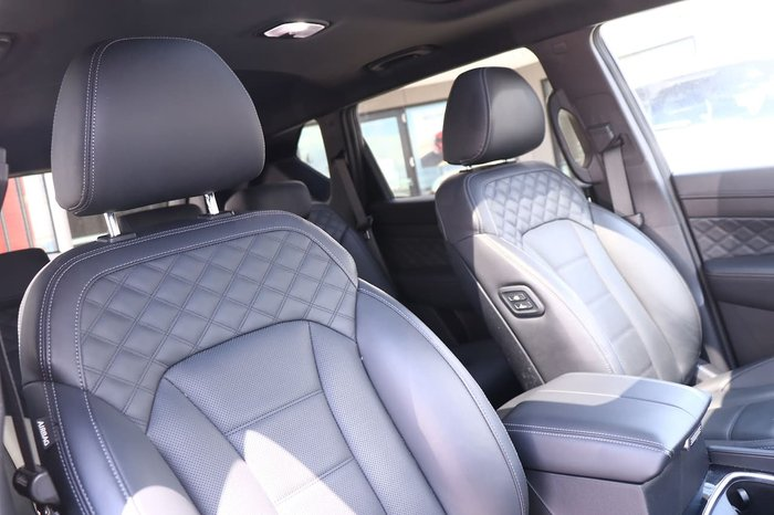 2019 SsangYong Rexton Ultimate Y400 4X4 Dual Range Silver