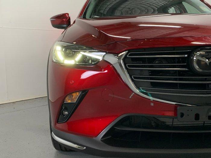 2020 Mazda CX-3 Akari DK Soul Red Crystal