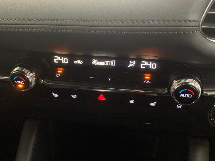 2020 Mazda 3 G20 Touring BP Series Machine Grey