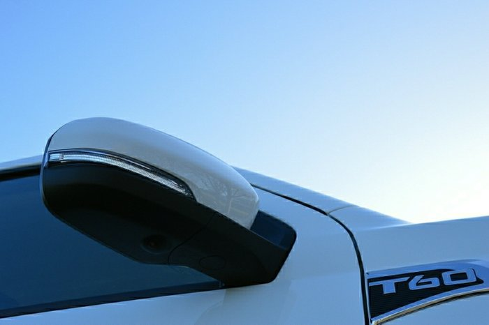 LDV T60 TRAILRIDER DUAL CAB SK8C WHITE