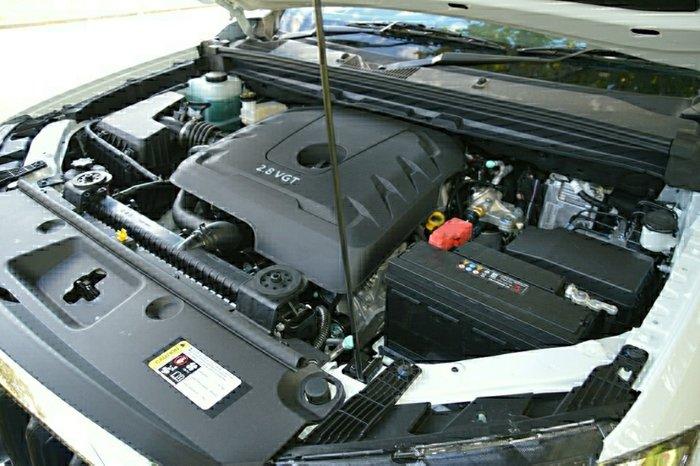 2020 LDV T60 PRO SK8C 4X4 Dual Range BLANC WHITE
