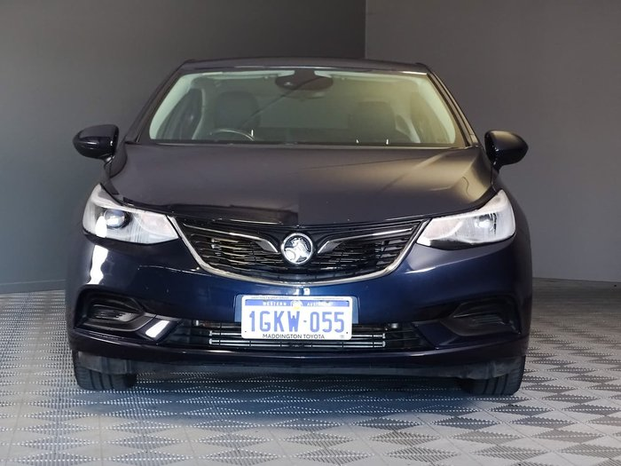 2017 Holden Astra LS+ BL MY17 Blue