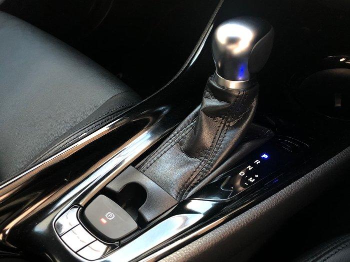 2018 Toyota C-HR Koba NGX50R 4X4 On Demand Silver