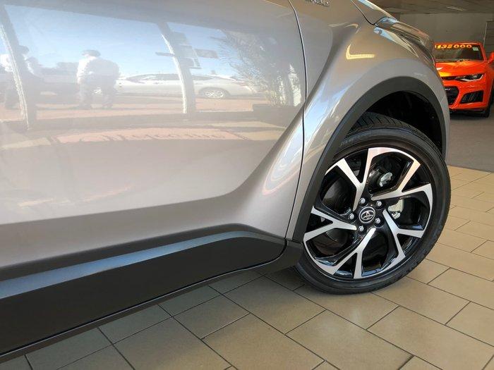 2018 Toyota C-HR Koba NGX50R 4X4 On Demand Shadow Platinum with Black Roof