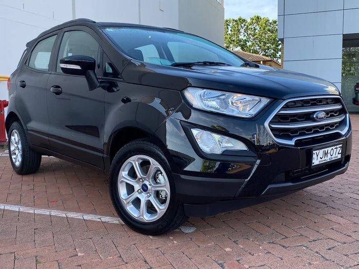2018 Ford EcoSport Trend BL MY18 Black