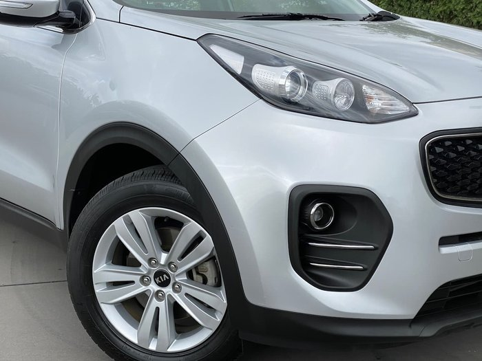 2016 Kia Sportage Si QL MY16 Silver