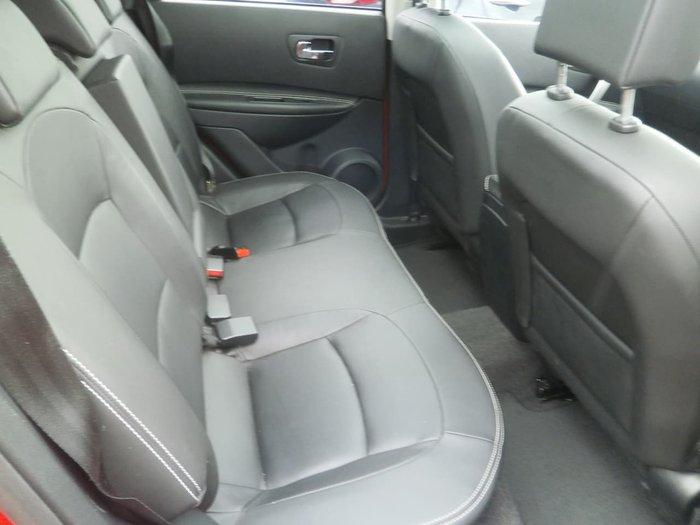2013 Nissan Dualis Ti-L J10 Series 4 MY13 4X4 On Demand Red