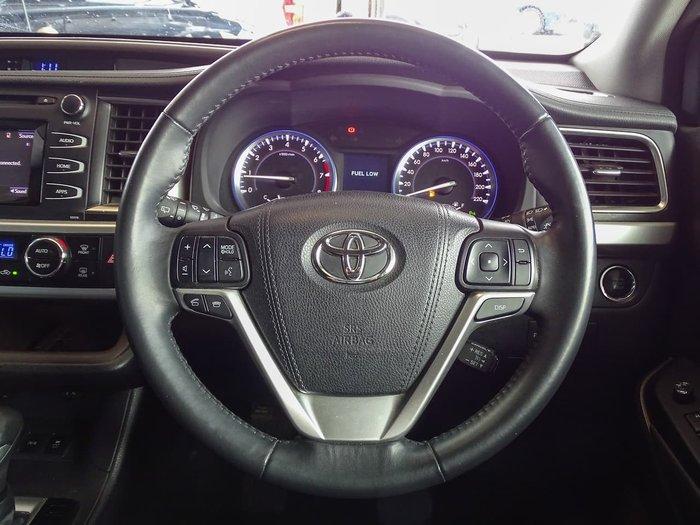 2015 Toyota Kluger GXL GSU55R Four Wheel Drive