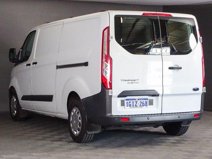 2017 Ford Transit Custom 340L VN White