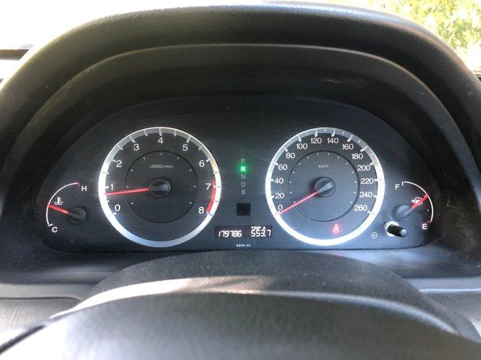 2008 Honda Accord VTi-L 8th Gen Gold