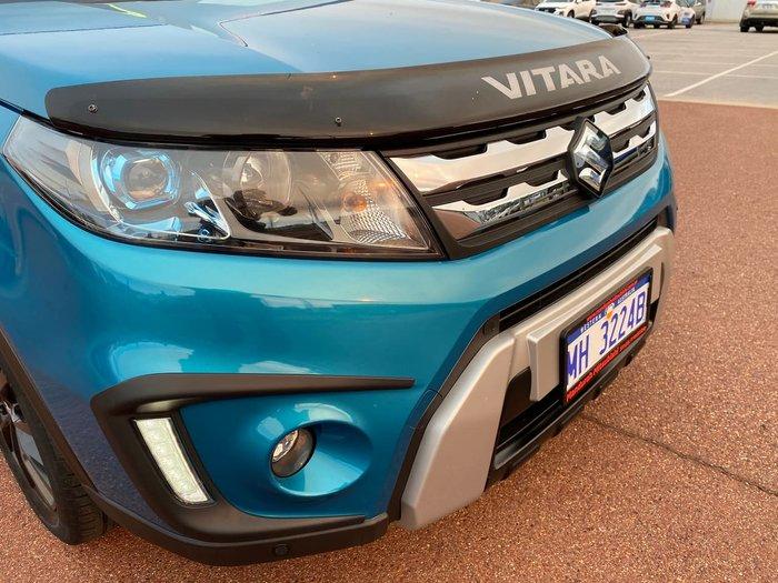 2016 Suzuki Vitara RT-X LY 4X4 On Demand Blue
