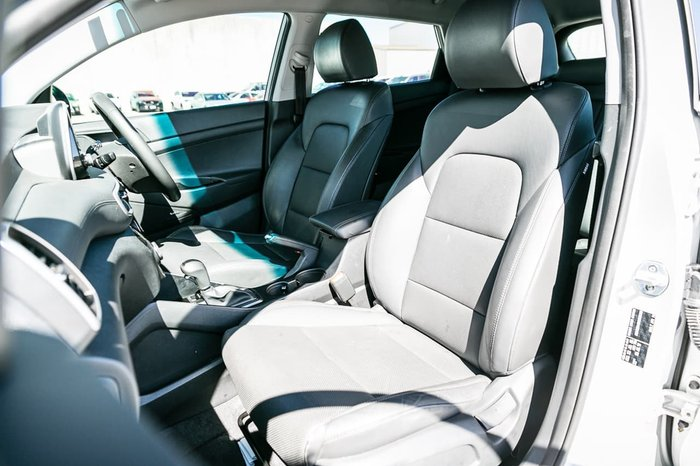 2019 Hyundai Tucson Active X TL3 MY19 Silver