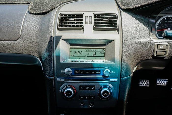 2004 Ford Falcon Ute XR8 BA Black