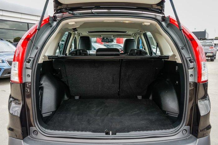 2014 Honda CR-V VTi-L RM Series II MY16 Brown