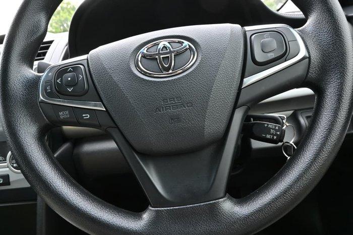 2015 Toyota Camry Altise ASV50R Grey