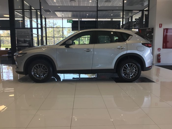 2020 Mazda CX-5 Touring KF Series 4X4 On Demand Silver