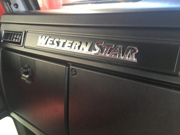 2021 WESTERN STAR 4800 FS2 White