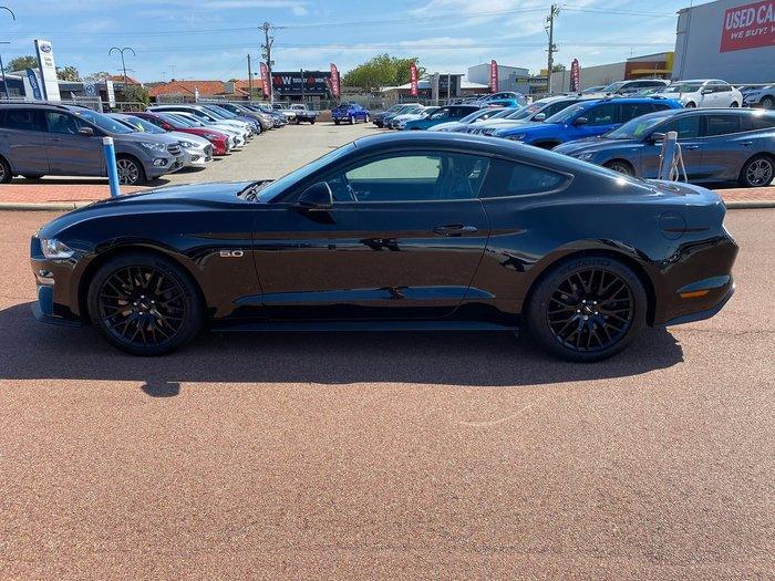 2018 Ford Mustang GT FN MY18 Black