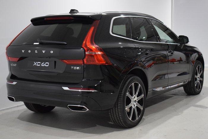 2020 Volvo XC60 T5 Inscription MY20 Four Wheel Drive Black