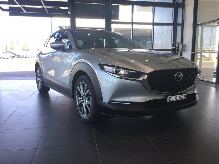 2020 Mazda CX-30 X20 Astina DM Series 4X4 On Demand Silver
