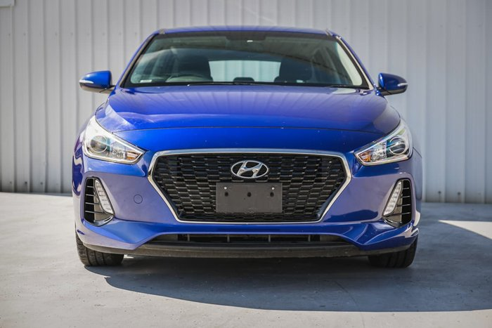2019 Hyundai i30 Active PD2 MY19 Blue
