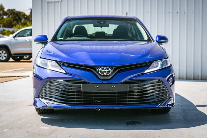 2019 Toyota Camry Ascent ASV70R Blue