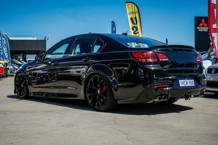 2013 Holden Commodore SS V VF MY14 Black