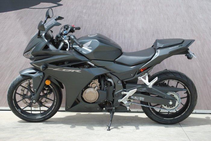 2017 Honda CBR500RA (ABS) LAMS